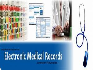 Electronic Medical Records Ppt