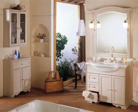 Mobile Bagno Stile Provenzale by Bagno In Stile Provenziale Relax Dal Sapore Romantico
