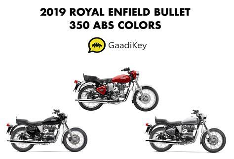Royal Enfield Bullet 350 2019 2019 royal enfield bullet 350 abs colors black maroon