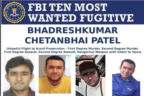 indian man   fbis top   wanted list