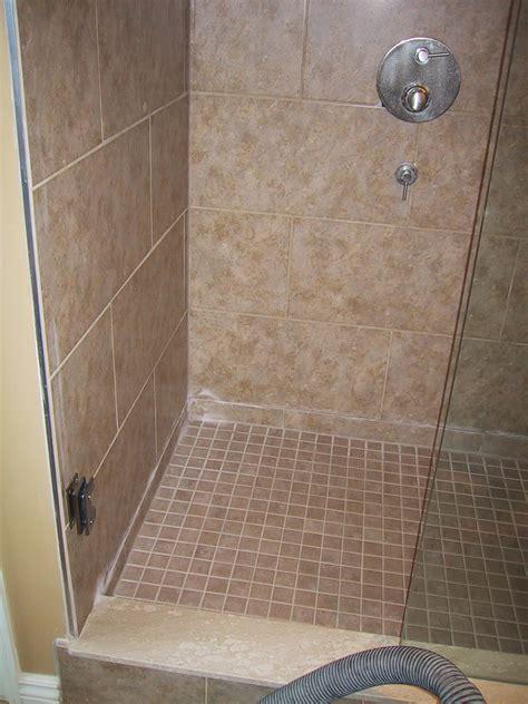 bathroom shower stalls  doors seat bathrooms