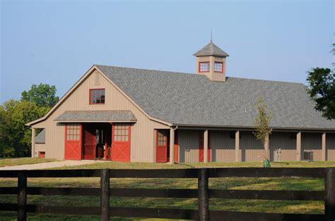 Custom Barns by Custom Barns Powell Farm Construction Llc