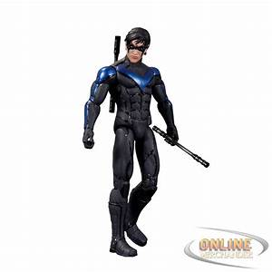 New DC Collectibles Batman Arkham City Series 4 Nightwing ...