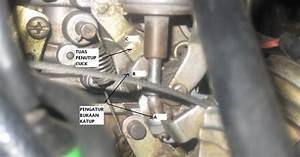 Karburator Timor Sohc