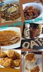 National Oatmeal Month Recipes and Oatworks Review ...