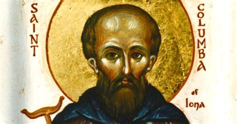 columba biography timeline  irish missionary evangelist