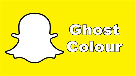 how to change font color on snapchat snapchat hacks change ghosts colour