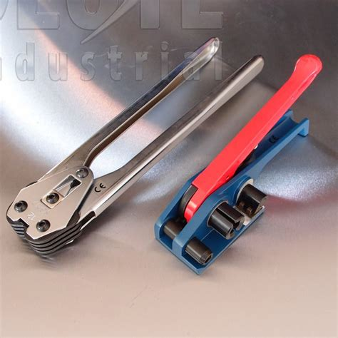 hand strapping tools sealer tensioner  absolute industrial  uk