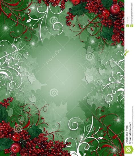 christmas border background festival collections