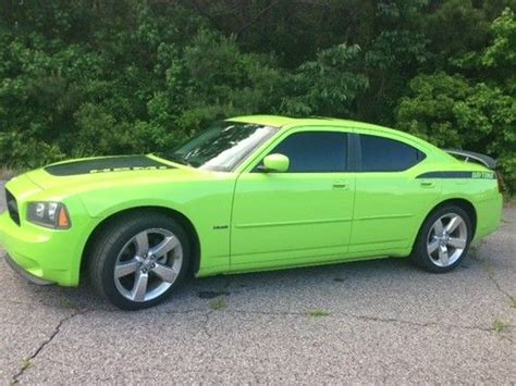 Sell Used 2007 Sublime Charger Daytona Sublime #1157 Out Of 1500 In Myrtle Beach, South Carolina