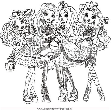 high coloring pages
