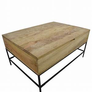 47 off west elm west elm rustic wood coffee table tables With buy rustic coffee table
