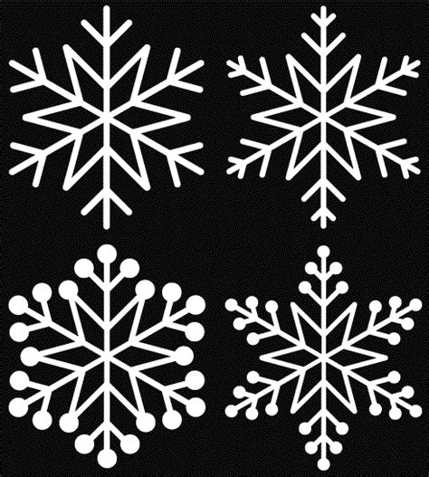 6 free vector (svg) icons in weather, christmas · added on nov 24th, 2014. snowflake set 5