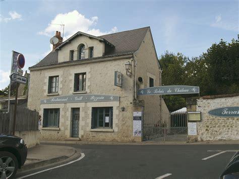 relais du chateau azay le rideau restaurant la maison des mouettes aytr 233