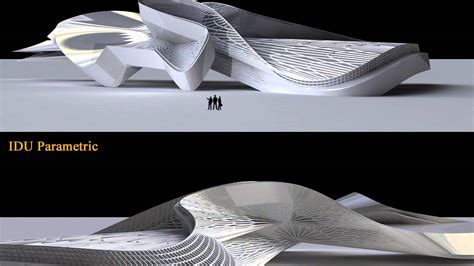 New Ideas Parametric Architecture Parametric Design