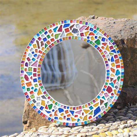 irregular glitter glass mosaic beads  colors glass