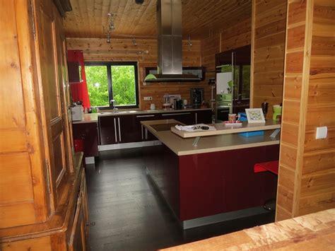 cuisine maison bois vente d 39 une maison en bois à fec etretat