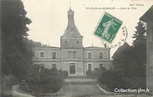Saint Jean De Bournay : cpa france 38 saint jean de bournay h tel de ville 38 isere autres communes 38 ref ~ Medecine-chirurgie-esthetiques.com Avis de Voitures