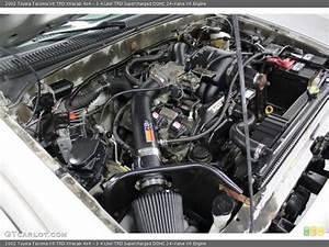 Toyota Tacoma 3 4 Supercharger 2017