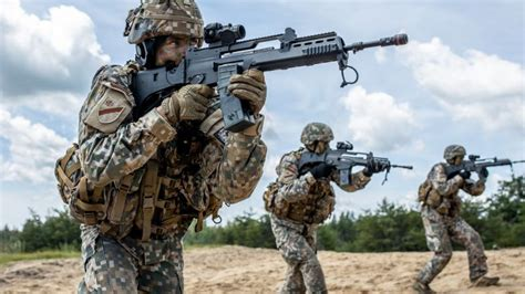Vidzemē sākas militārās mācības