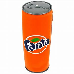 Fanta Pencil Case Kids Stationery BM