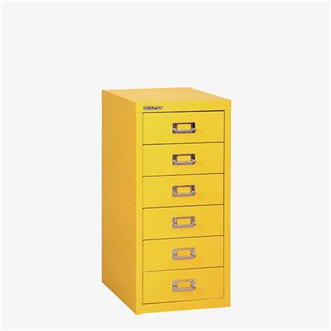 Bisley File Cabinet by Bisley Multidrawer 6 Drawer Bisley Filing Cabinet New