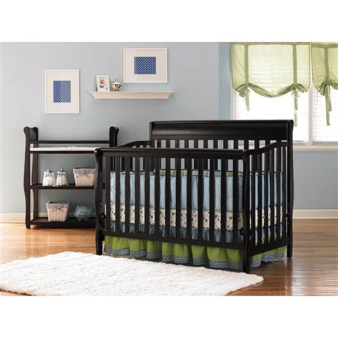 graco stanton 4 in 1 convertible espresso furniture crib