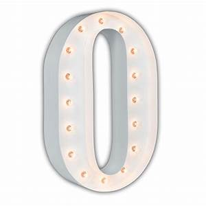 white 24 inch letter o marquee light by vintage marquee lights With white marquee letters