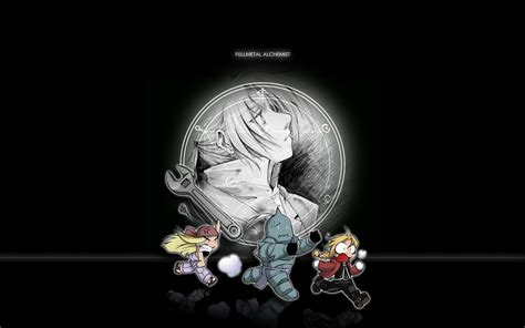 Anime Wallpaper Fullmetal Alchemist - fullmetal alchemist wallpaper and background 1440x900