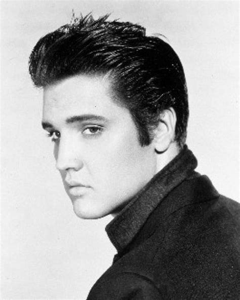 Elvis Presley Hair Style   hubpages