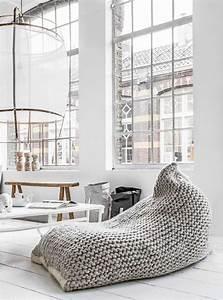 Gros Pouf Poire : fauteuil pouf original pour d co d 39 int rieur et d 39 ext rieur ~ Teatrodelosmanantiales.com Idées de Décoration