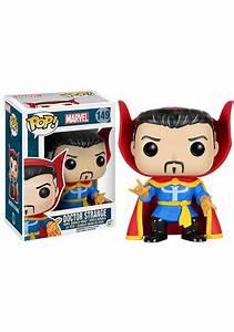 POP Marvel Dr Strange Bobblehead Figure