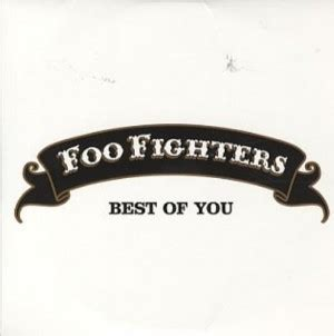The Foo Fighters The Best Of You Best Of You Foo Fighters Song Quotes Quotesgram