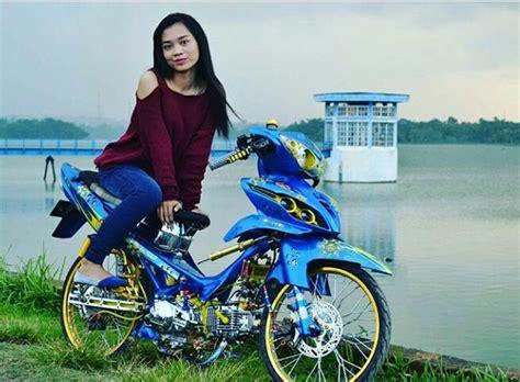 Motor Cantik by Kumpulan Foto Model Motor Modifikasi Cantik