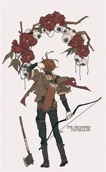 Neverland Promised Emma Anime Fan Manga Norman