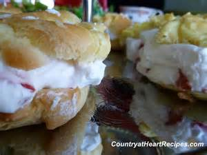 country at heart recipes christmas tea party ideas