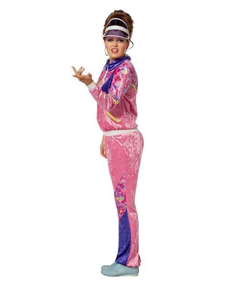 80er damen 80er damen kost 252 m trainingsanzug als 80s kost 252 m karneval universe
