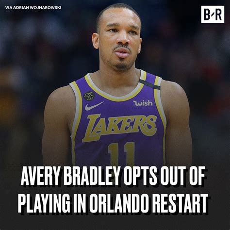 Bleacher Report - Avery Bradley plans to sit out upcoming ...
