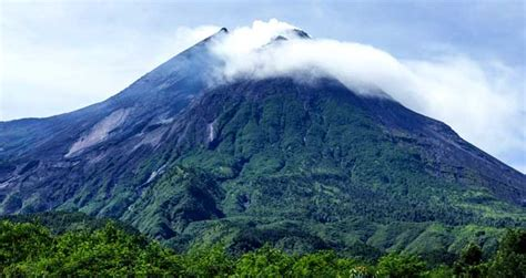 Mount is often used as part of the name of specific mountains, e.g. The Slope of Mount Merapi in Sleman Regency, Yogyakarta Special Region