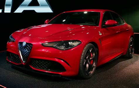 alfa romeo giulia  developed    years carscoops