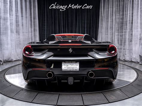 * telephone numbers starting with 084x or 087x will cost you up to 13p per minute plus your telephone. Used 2018 Ferrari 488 Spider Convertible Only 1600 Miles! MSRP $371k+ NEW For Sale (Special ...