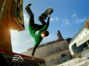 My Free Wallpapers - Games Wallpaper : Skate 2