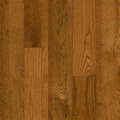 Gunstock Oak Hardwood Flooring Bruce by Bruce Plano Oak Gunstock 3 4 In Thick X 5 In Wide X