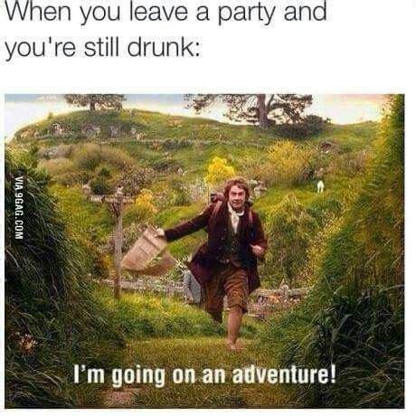 Adventure Meme - an adventure drunk memes and adventure on pinterest