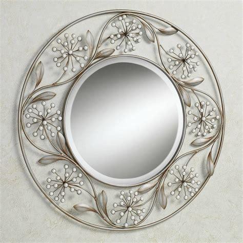 W) by stratton home decor (43) johnson 28.5 in. 15 Best Ideas of Decorative Round Mirrors