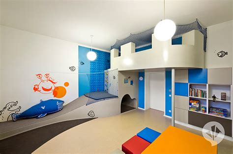 Cool Decorating Kids Rooms With Unique Wal Decals And High