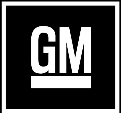 gm logo  vector  adobe illustrator ai ai vector
