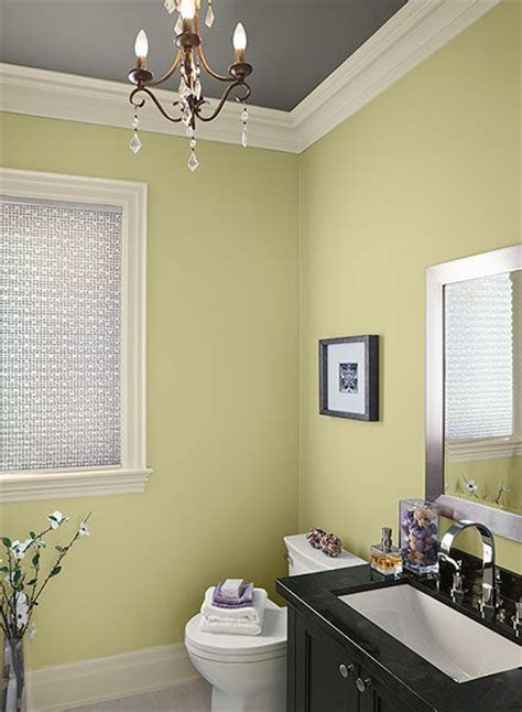 green bathroom ideas modern mix  green  gray paint color schemes promo time