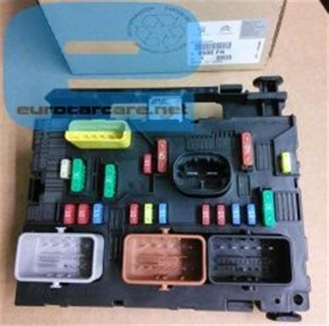 Citroen C3 Fuse Box Problem by Engine Suits And Bulbs On