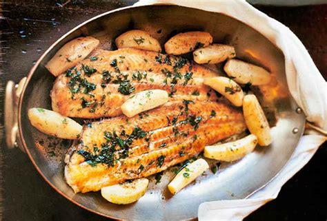Dover Sole a La Meuniere Recipe | Leite's Culinaria